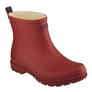 Viking Footwear Women's Noble Vinter Röd