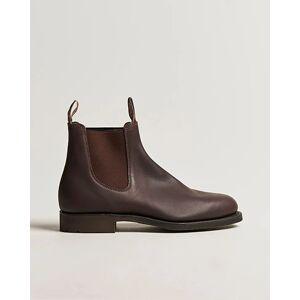 R.M.Williams Gardener G Boot Greasy Kip Brown