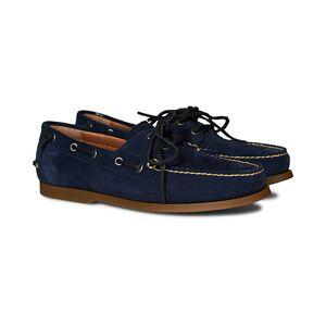 Polo Ralph Lauren Merton Deckshoes Newport Navy Suede