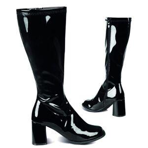 Svarta Retro Boots