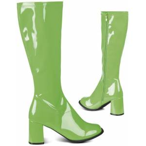 Gröna Retro Boots