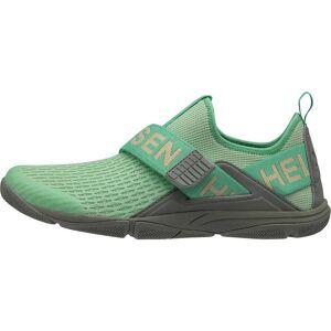 Helly Hansen W Hydromoc Slipon Shoe 40/8.5 Green