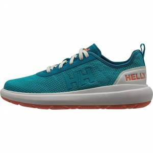 Helly Hansen W Spindrift Shoe 38.7/7.5 Blue