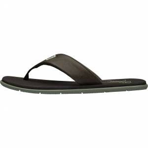 Helly Hansen W Seasand Leather Sandal 37/6 Brown