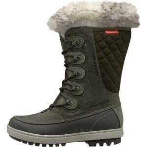 Helly Hansen Women's Garibaldi Vl Snow Boots   38 Green