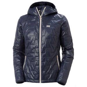 Helly Hansen W Lifaloft Hooded Insulator Jacket M Navy