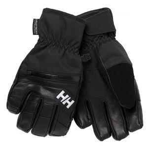 Helly Hansen Women's Alphelia Warm Ht Ski Gloves   L Black
