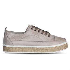 Flawless Walk Sneaker Juna Silvergrey