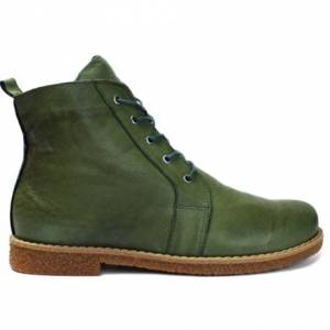 Charlotte of Sweden Charlotte Boots Exklusive Willow Olive