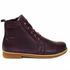 Charlotte of Sweden Charlotte Boots Exklusive Willow Burgundy