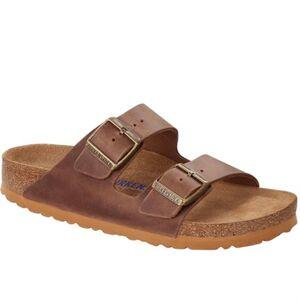 Birkenstock Arizona Soft Footbed Cognac