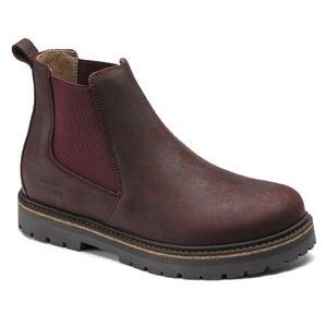 Birkenstock Stalon Boots Burgundy