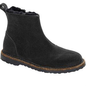 Birkenstock Melrose Boots Shearling Black