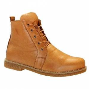 Charlotte of Sweden Charlotte Boots Exklusive Willow Cognac