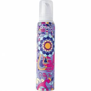 Amika Bust Your Brass Violet Leave-In Treatment Foam, 157 ml Amika Leave-In Conditioner