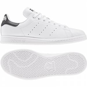 Adidas Stan Smith Skor Herr Vit & Svart
