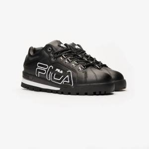 Fila Trailblazer Leather 39 Black