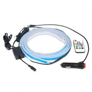 RGB dørbelysning til bil med mobilapp - 1,8 m