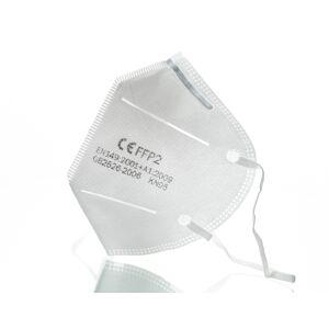FFP2 Åndedrettsvern - Munnbeskyttelse - Ansiktsmaske (10 stk)