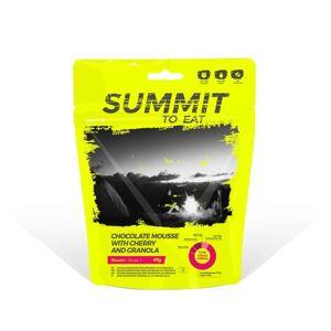 Summit to Eat sjokolademousse m/kirsebær