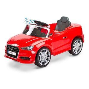 Toyz AUDI A3  svart / rød