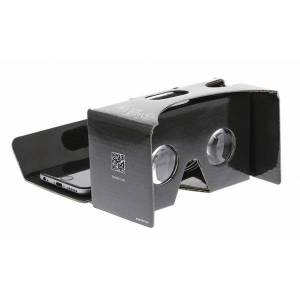 Virtual-Reality Briller Svart