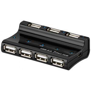 USB 2.0 Hi Speed HUB 7 Port