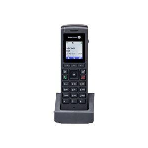 Alcatel Lucent 8212 DECT - Trådløs digitaltelefon - IP-DECT\GAP - svart