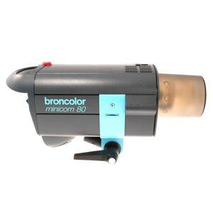 Broncolor Minicom 80 RFS Bruktsalg-Tilstand:3