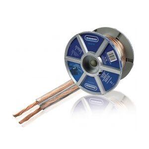 Bandridge Speaker Kabel på Snelle 2x 2.50 mm² 10 høyttalerledning høyttalerkabel