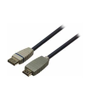 Bandridge Displayport -Kabel DisplayPort Han - HDMI Kontakt 2.00 støpsel kontakt