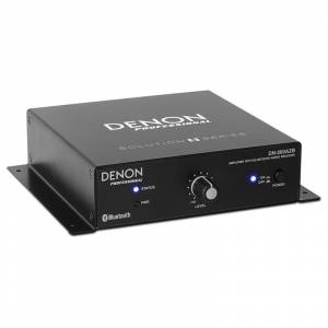 Denon DN-200AZB Bt Amp Reciev. With Bluetooth