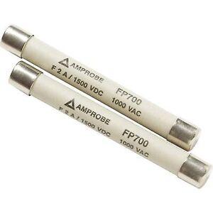 Beha Amprobe 2637713 FP700 sikring Multimeter sikring FP700, 2A /1500 V 1 stk(er)