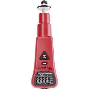 Beha Amprobe 3730008 turteller mekanisk, optisk 0,001-19999 RPM 0,001-99999 RPM