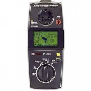 Beha Amprobe GT-400-DDevice tester, VDE-Tester