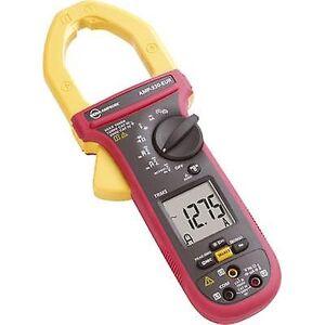 Beha Amprobe AMP-330-EUR klemme meter, håndholdt multimeter Digital CAT IV 600 V, CAT III 1000 V skjerm (teller): 6000
