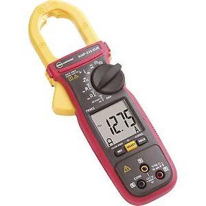 Beha Amprobe AMP-320-EUR klemme meter, håndholdt multimeter Digital CAT III 600 V skjerm (teller): 6000