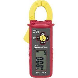Beha Amprobe AMP-25-EUR klemme meter Digital CAT III 600 V skjerm (teller): 6000