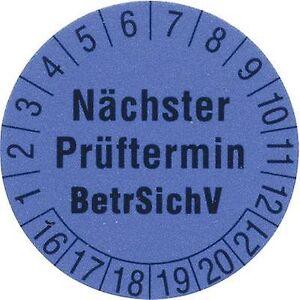Beha Amprobe 2146081 1280D Test etiketter Inspeksjon etikett 1280 D 1 stk(er)