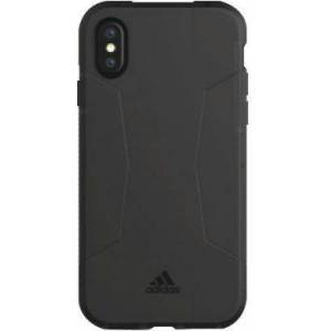 ADIDAS SP Agravic iPhone X Back Cover Zwart