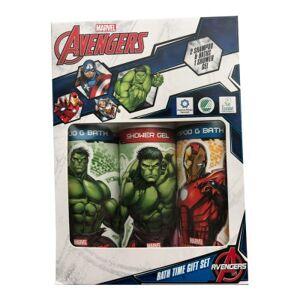 Marvel Avengers Bath Time Gift Sett 300 ml + 2 x 200 ml