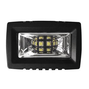 Arbeidslys LED 9-36V 20W LED Scene Lys m/Bredt Lysbilde 120°