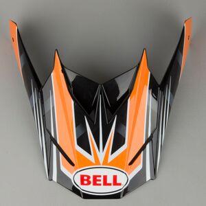 Bell Hjelmskjerm Bell PS SX-1 Race Rød