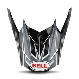 Bell Hjelmskjerm Bell SX-1 Race Svart