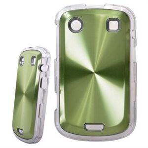 Blackberry Aluminiumsdeksel til BlackBerry Bold (Green)