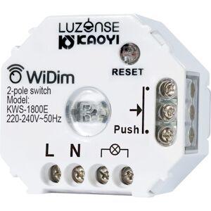 Unilamp WiDim C WiFi-Switch 8A 2-pol - 1405985