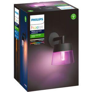 Philips Hue WCA Attract Vegglampe 1x8W Sort - 60247