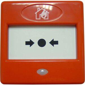 CQR Fire & Security Manuell melder med LED - 6254033