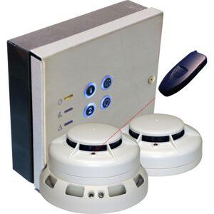 EI Electronics Brannalarmpakke Noby220iR2 - TEK10 - 6255702