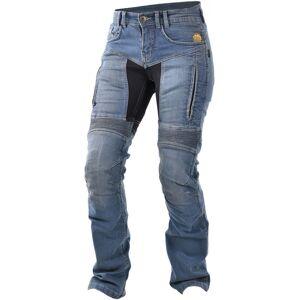 Trilobite 661 Parado Blue Level 2 Ladies motorsykkel jeans Blå 26